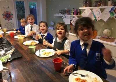 Little Crumpets Before and After school childcare Isleworth